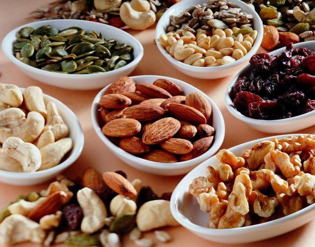 Орехи для улучшения спрермы