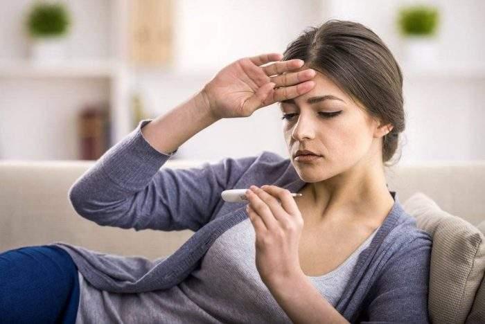 Слабость как признак беременности